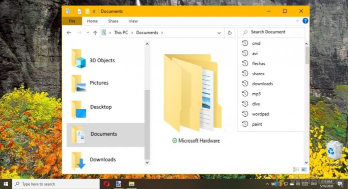 FEATURED-Windows-10-How-to-Clear-or-Disable-File-Explorer-Search-History-696×379